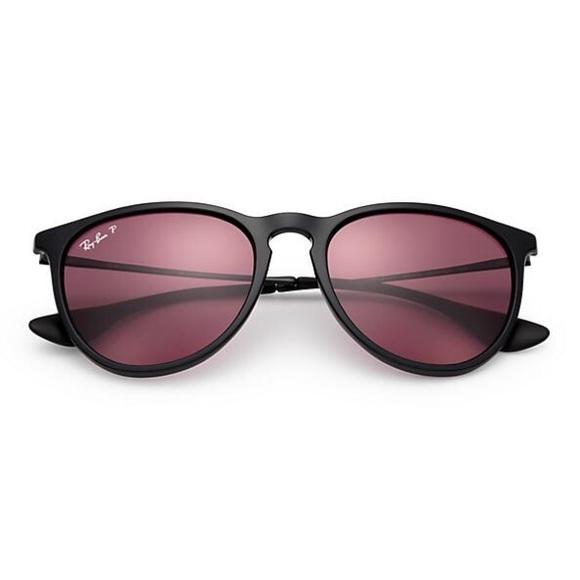 60e6b78fcb NEW    Ray-Ban Erika Polarized Sunglasses